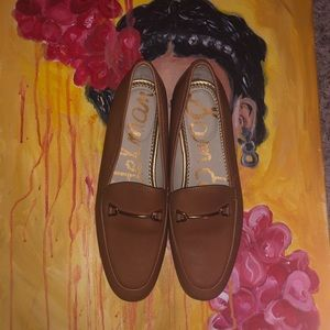 Sam Edelman Lorain loafers brown size 7.5 Women